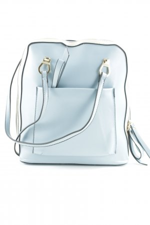 L.credi Carry Bag cornflower blue-natural white casual look
