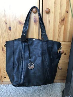 L.credi Tasche schwarz