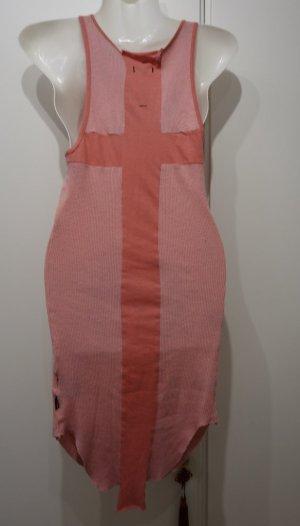 L.G.B. Maniac Corp Japan Longshirt Kleid Gr. S (36) lachs nude rosa Gyaru