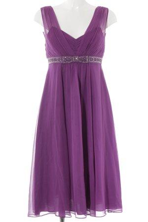 L.k. bennett Abendkleid violett Elegant