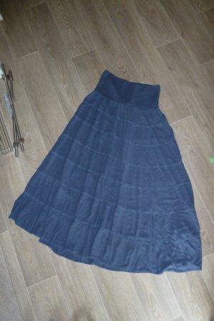 L.O.G.G. H&M Bandeau Kleid Größe M blau