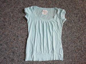 L.O.G.G. Shirt hellblau H&M S