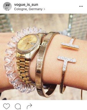 L O V E bracelet bangle gold lookalike Cartier