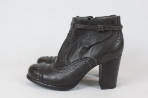 LA BOTTEGA DI LISA Ankle Boots Stiefelette Gr. 41 schwarz NEU (18/3/E)