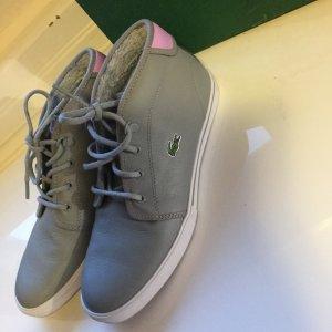 La Coste Sneaker rosa grau stylisch