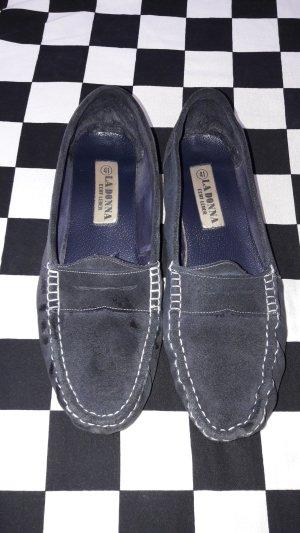 La Donna Wildleder Schuhe Gr. 41 wie neu