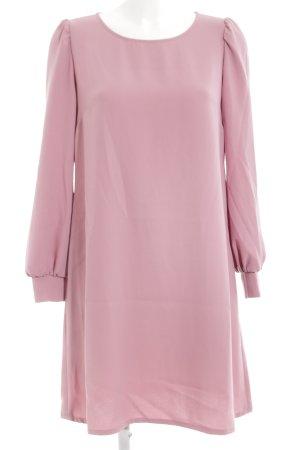La Dress Langarmkleid pink Casual-Look