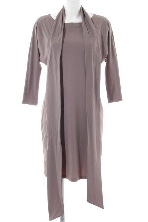 La Dress Stretchkleid creme Business-Look