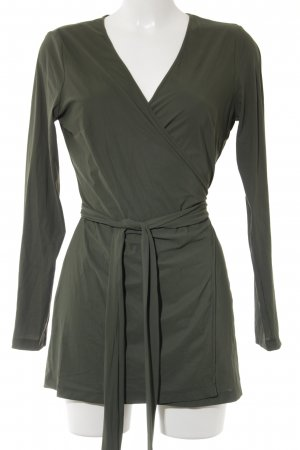 La Dress Wickeljacke khaki Casual-Look
