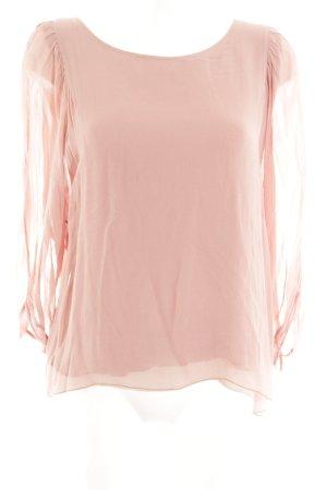 la fée maraboutée Oversized Bluse pink Casual-Look