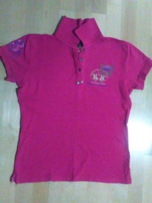 La Martina Polo shirt veelkleurig Katoen