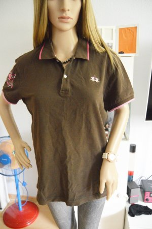 La Martina damen Polo Slin Fit gr.L