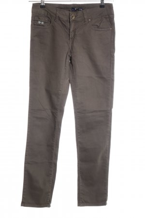 La Martina Five-Pocket-Hose braun Casual-Look