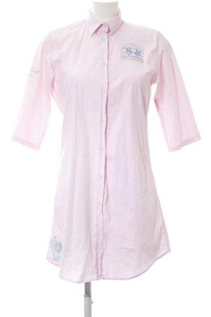 La Martina Hemd-Bluse pink Casual-Look