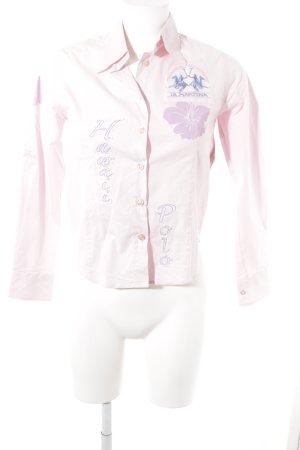 La Martina Hemd-Bluse mehrfarbig klassischer Stil