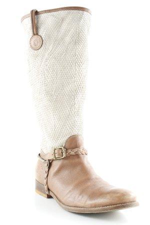 La Martina Korte laarzen bruin-room casual uitstraling