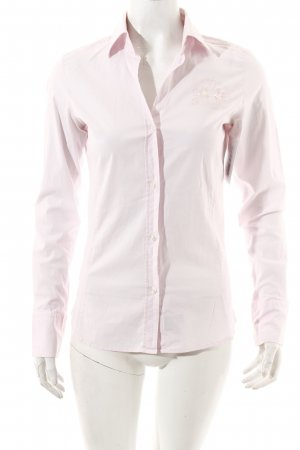 La Martina Chemise à manches longues rosé style décontracté