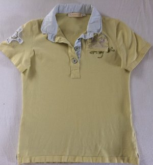 LA MARTINA Polo Shirt Gelb GR. S
