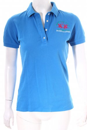 La Martina Polo-Shirt mehrfarbig Segel-Look