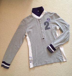 La Martina Poloshirt, langarm, Gr. 4 entspricht eher M, neuwertig