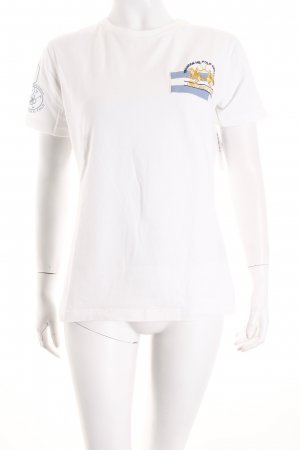 La Martina T-Shirt mehrfarbig Nude-Look