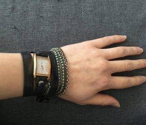 La Mer Collections - Leder-Armbanduhr