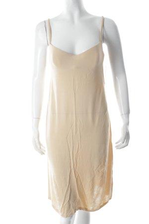 La perla A-Linien Kleid altrosa Nude-Look