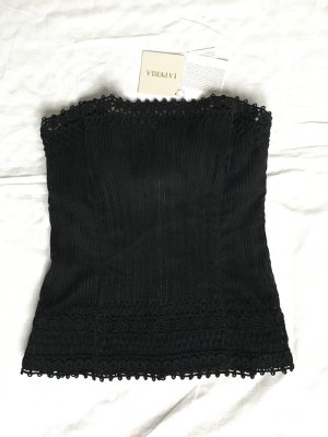 La Perla, Bustier, schwarz, 75 A (It. 2), neu, € 1.150,-