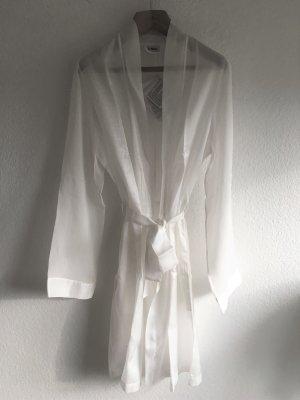 La perla Beachwear white mixture fibre