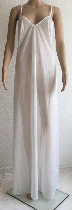 La Perla, Strandkleid, weiß, 40, € 350,-