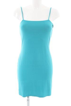 La perla Trägerkleid blau Casual-Look