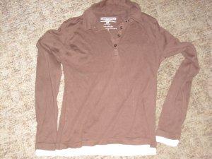 LA Poloshirt Gr. 40 in Doppeloptik