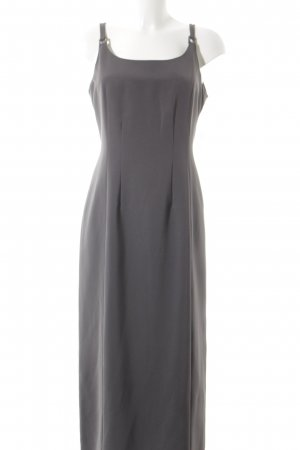 la rochelle Abendkleid dunkelgrau Casual-Look
