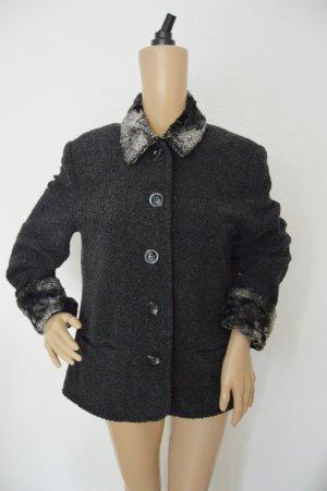 La Rochelle Jäckchen Pullover Blazer gr.40 55% Wolle