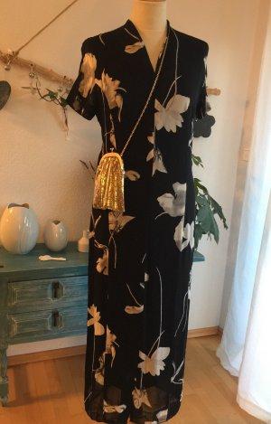 La Rochelles Midi Kleid Viscose Größe M