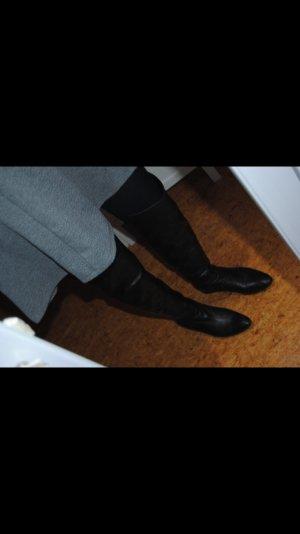 La Scarpa overknee Stiefel