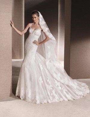 "La Sposa (Pronovias) Hochzeitskleid/Brautkleid - Modell ""Riley"""