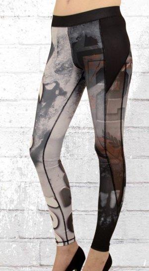 Label23 Freestyle Leg Black Leggings