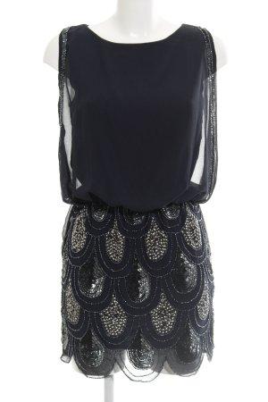 Lace & Beads Abendkleid dunkelblau Elegant