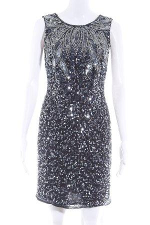 Lace & Beads Abendkleid dunkelgrau Elegant