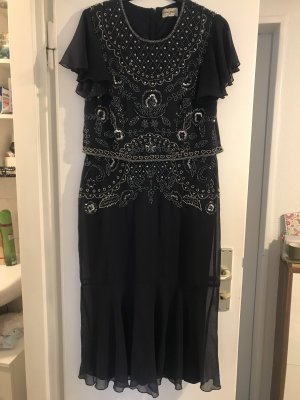 Lace & Beads Abendkleid M