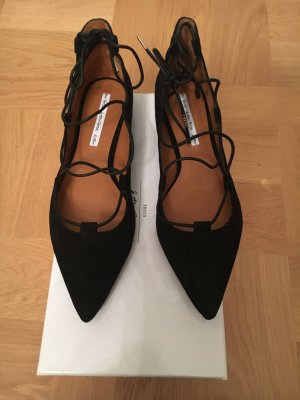Lace up flats von other Stories 40