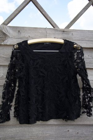 Lace Zara Party Shirt