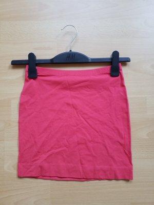 H&M Minifalda rojo