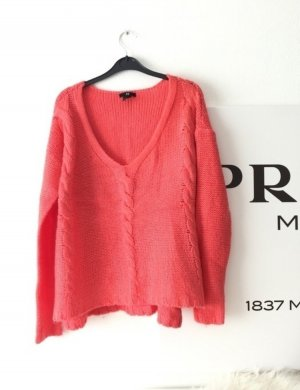 Lachs Pinkes Pullover