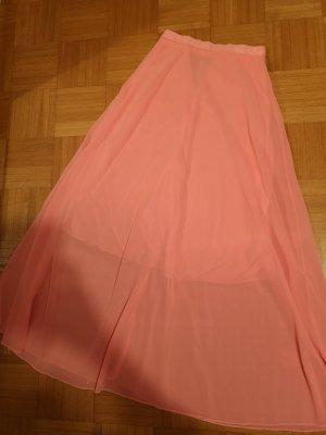 Maxi Skirt salmon