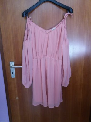 ♡ Lachsfarbendes Sommerkleidchen ♡