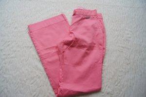 lachsfarbene Hose von Mango GR. 34
