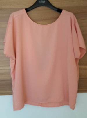 Top extra-large rouge clair