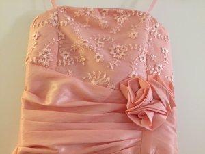 Lachsfarbenes Kleid Top Zustand